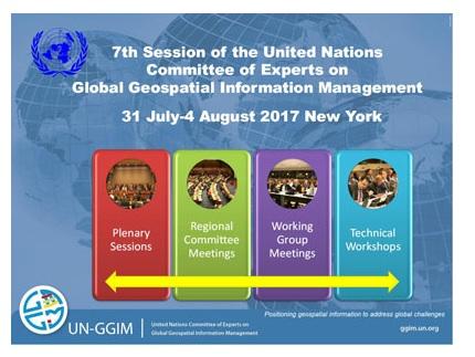 UN-GGIM discusses implementation of SDGs