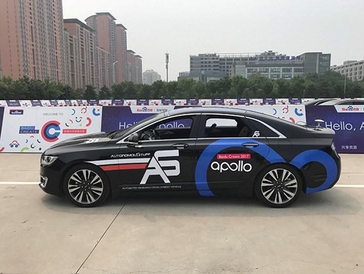 AutonomouStuff joins as a member of Baidu's Project Apollo