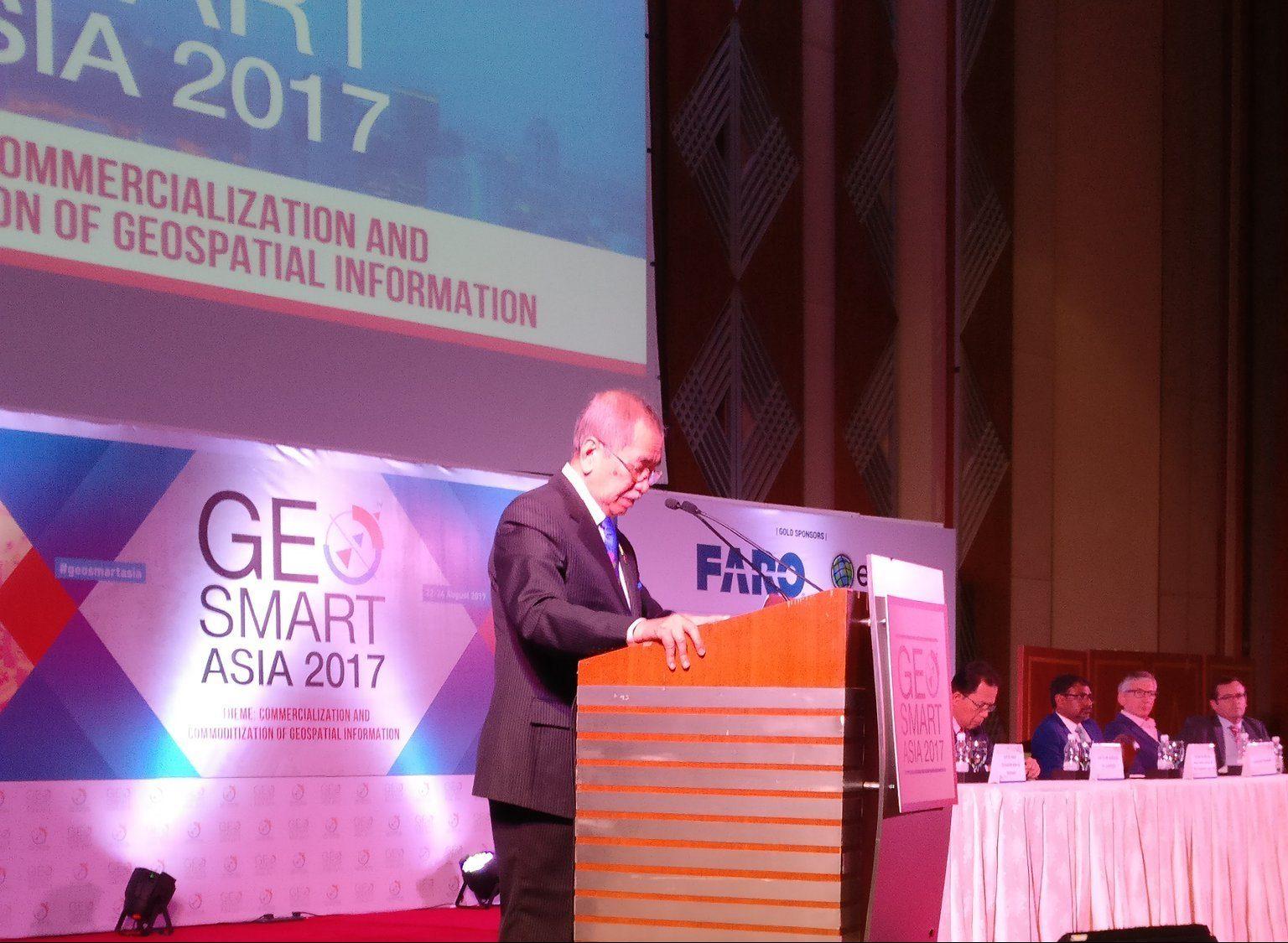 GeoSmart Asia 2017 kicks of in Malaysia