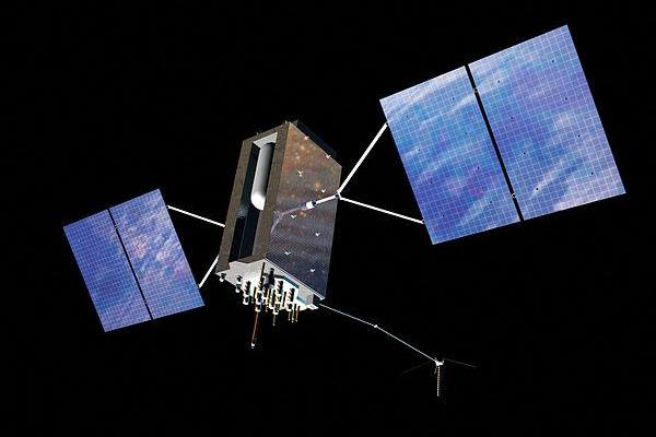Harris delivers GPS navigation satellites