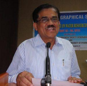 SSC Shenoi, Director of INCOIS and brain behind 'Sagar Vani'