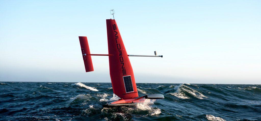 Autonomous sail boats