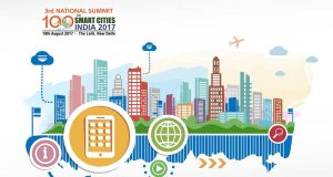 3rd National Summit on 100 Smart Cities India 2017 kicks off in New Delhi