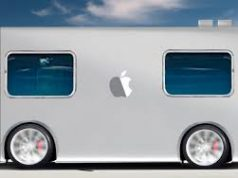 apple self-driving shuttle project