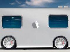 apple self-driving shuttle project
