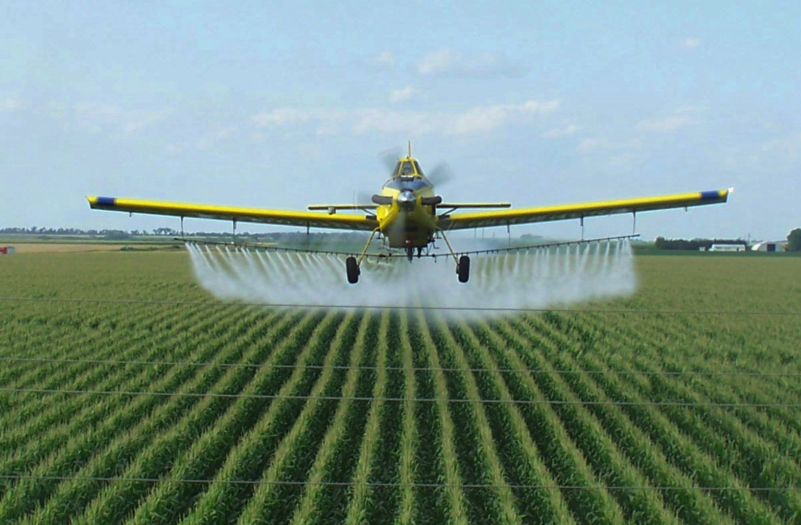 Drones for Agriculture- Cropdusting