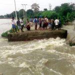 Bihar flood map