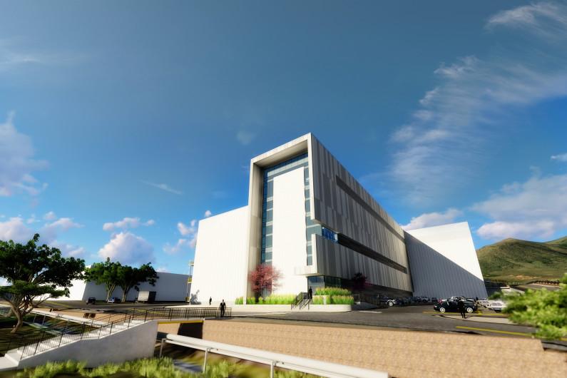 Lockheed Martin builds facility