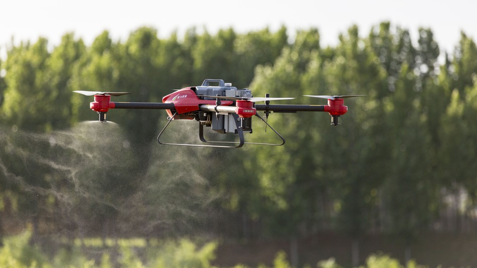 XAircraft launches agriculture drone P20 UAV