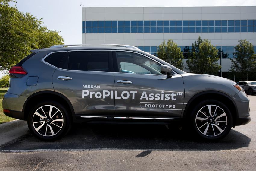 ProPilot Nissan