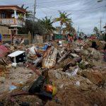 Damage done by Hurricane Irma