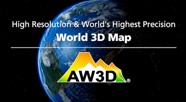 aw3d the worlds first 5m resolution 3d map of the earth