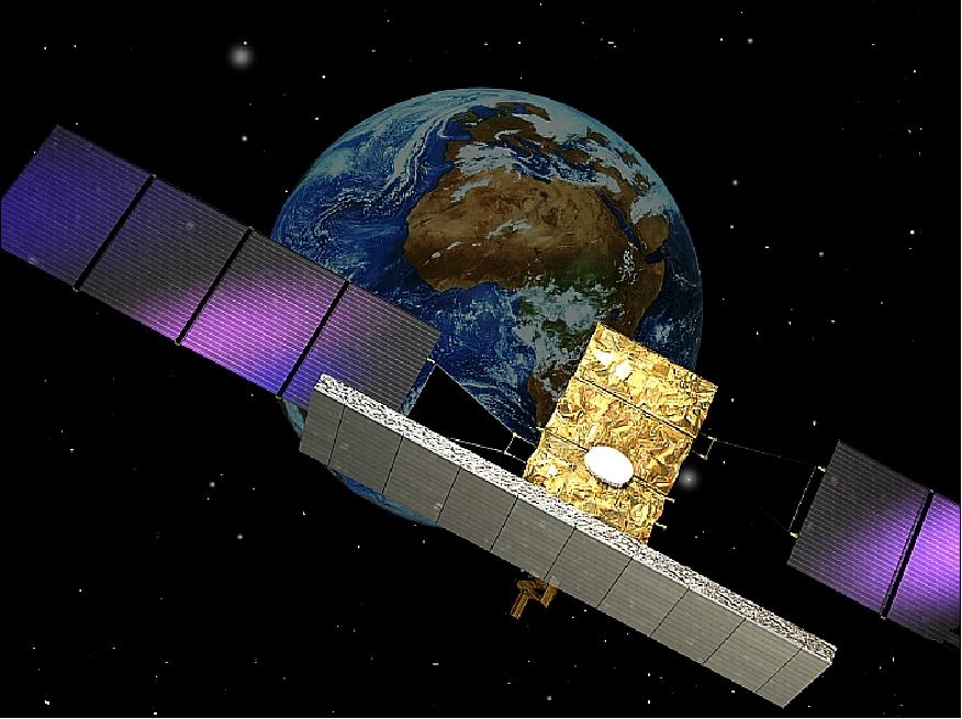 Thales Alenia, Arianespace sign contract to launch Cosmo-SkyMed satellites for Italy
