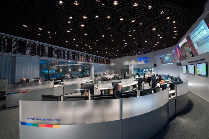 ESOC celebrates 50 years
