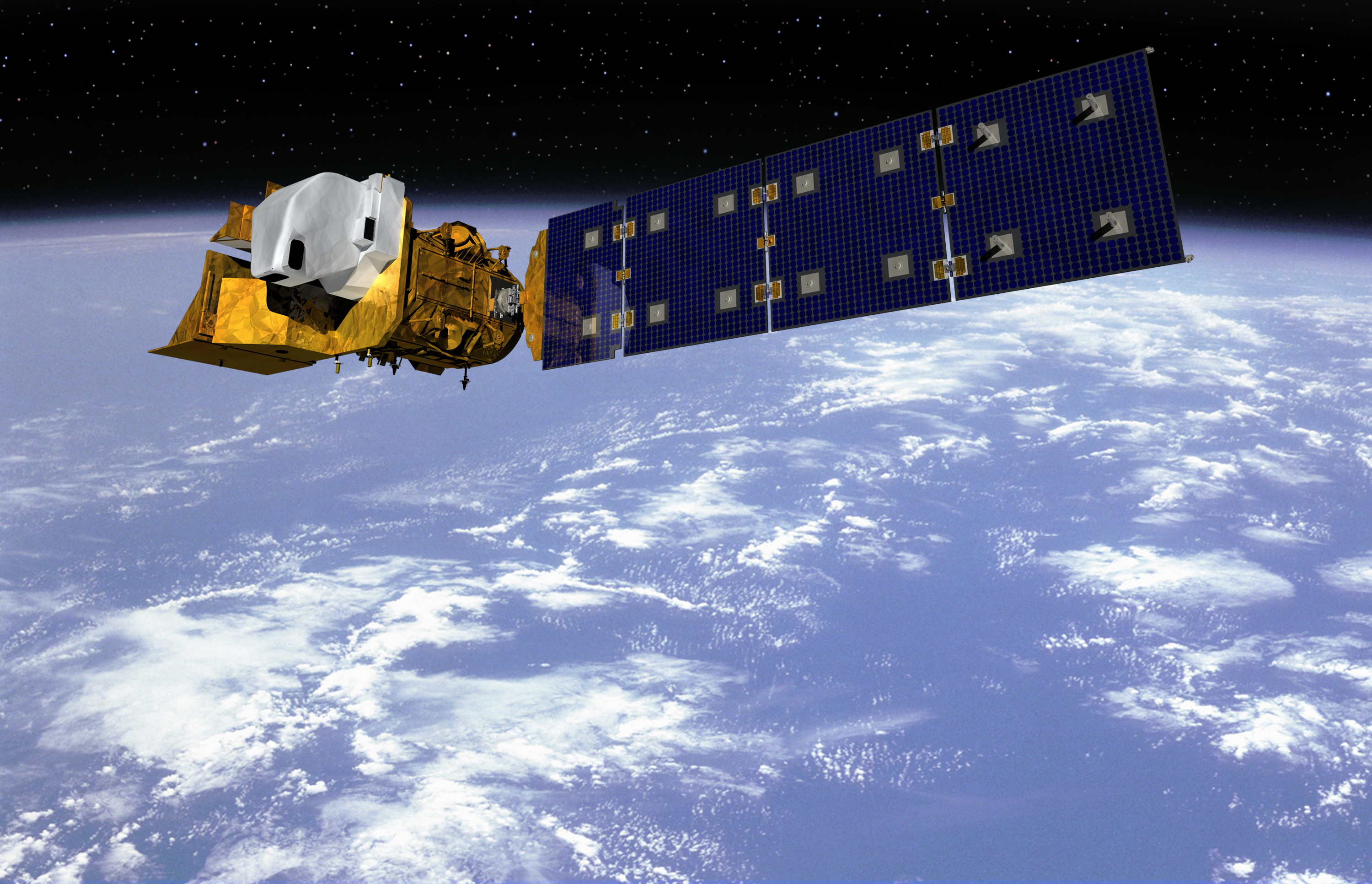 Orbital ATK announces commercial in-space satellite servicing system