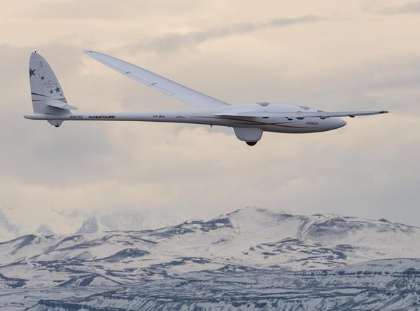 Airbus Perlan Mission II made history