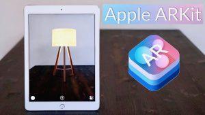 AR in iPhones