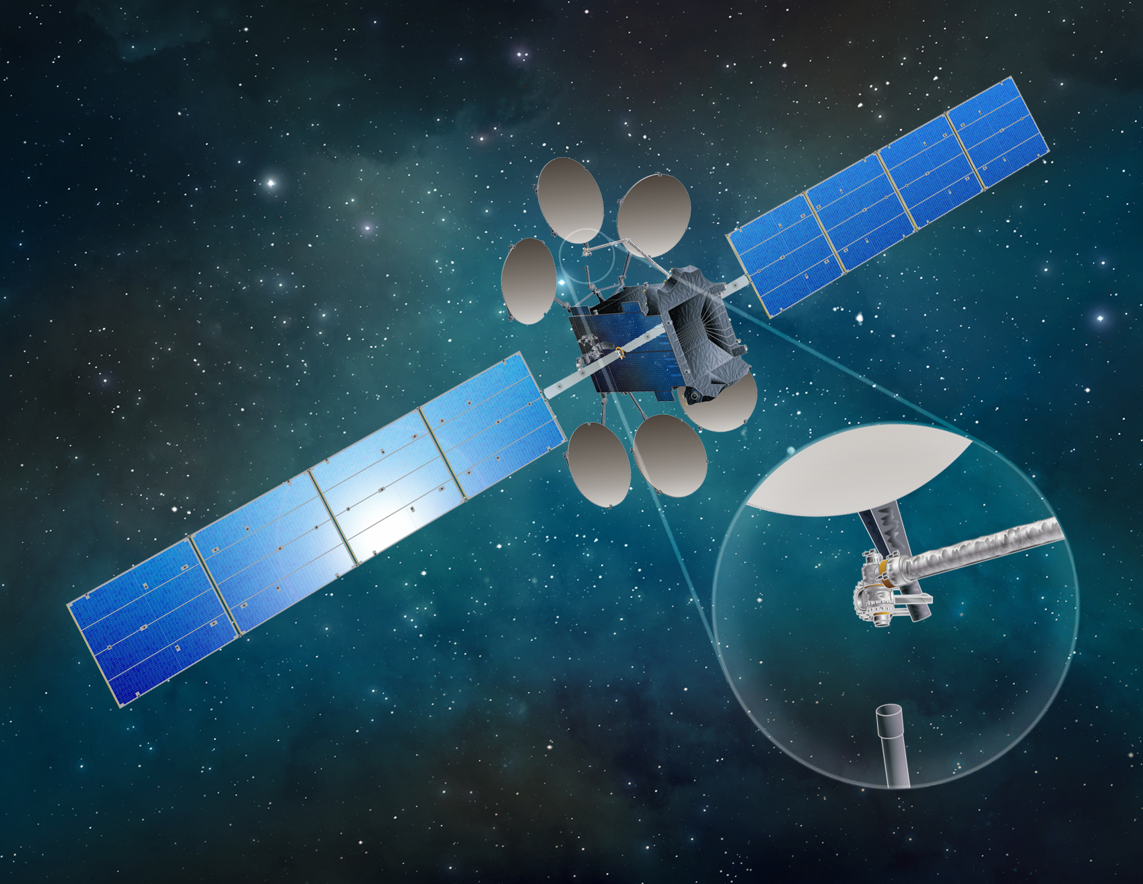NASA awards SSL with funding for Dragonfly on-orbit satellite