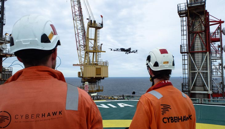 Honeywell launches commercial UAV inspection service