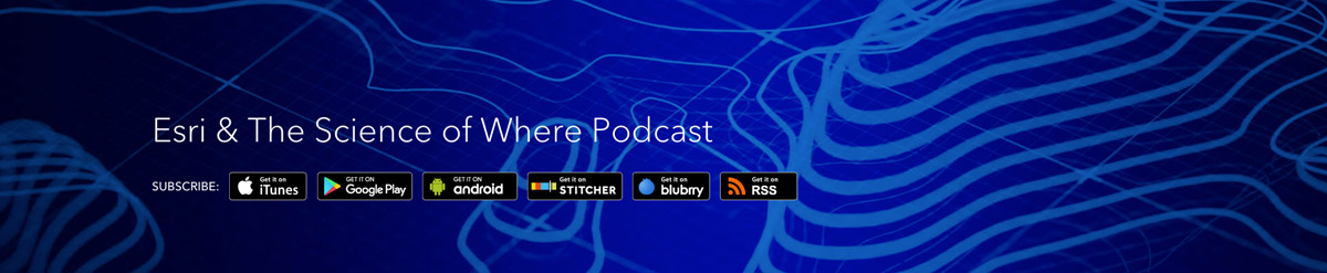 Esri launches new weekly podcast to help businesses realize digital transformation
