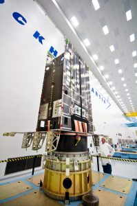 Lockheed Martin's GPS II space vehicle passed in test