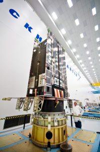 Lockheed Martin's GPS II space vehicle passed in test