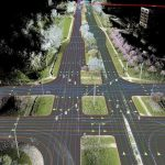 A High Definition Map(HD Map) used for autonomous vehicles - HD Maps