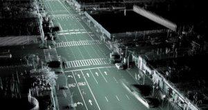 HD Maps of a Street - Credits: Here