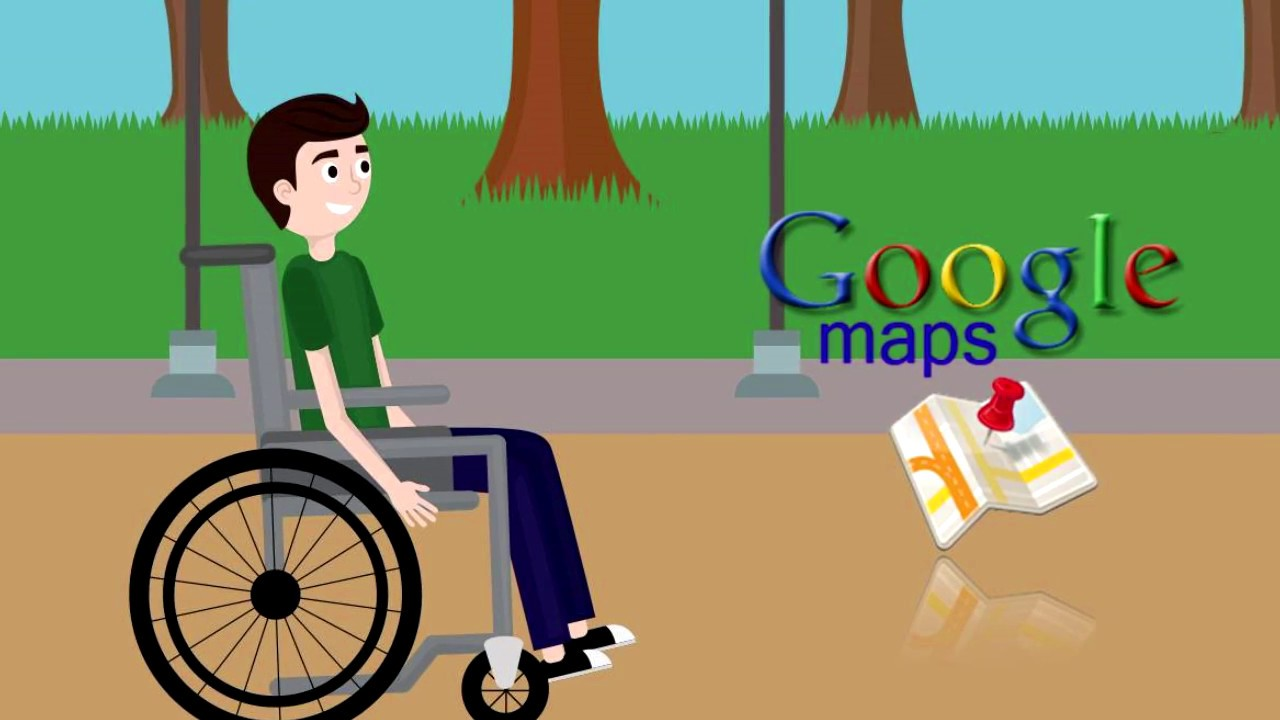Mapping wheelchair accessibility: A noble mission by Google Maps