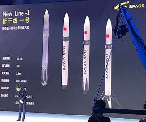 Link Space seems to be laying out its own project of reusable space launch system