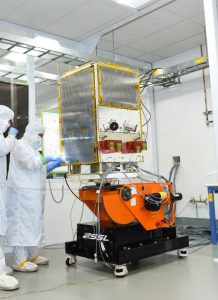 SSL develops SkySat constellation ready for launch