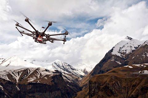 Global UAV Technologies has been chosen by FAVF