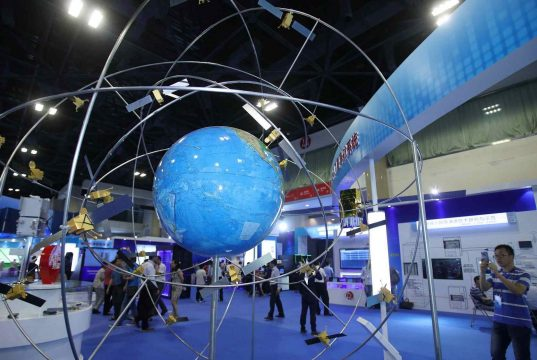 GPS surpassed by BeiDou in China