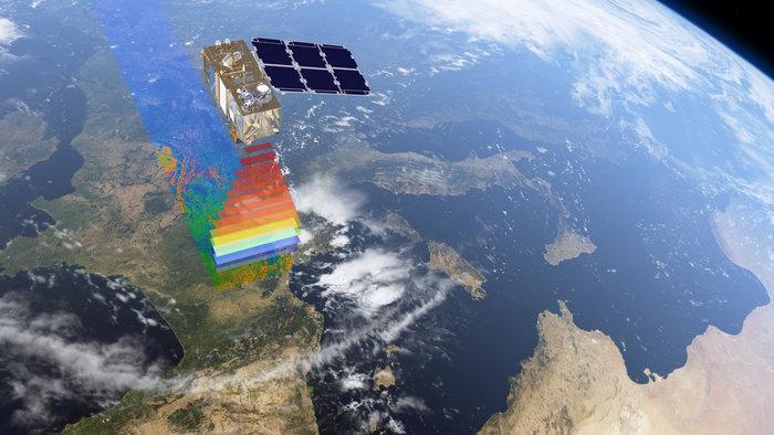 ESA high resolution