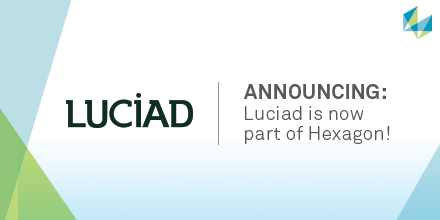 Hexagon AB to acquire Luciad
