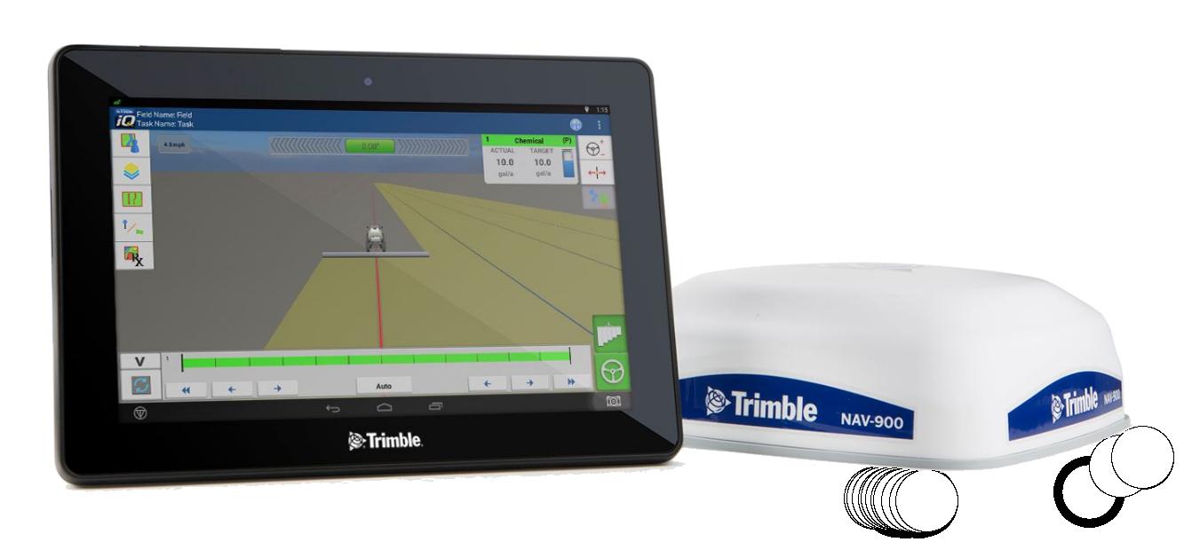 Geowrap Trimble Launches Gfx 750 Display System Nama