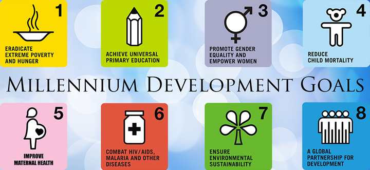 Millennium Development Goals and geospatial or geospatial for SDGs