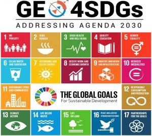 geo4SDGs or geospaial for SDGs or satellite data for SGDs
