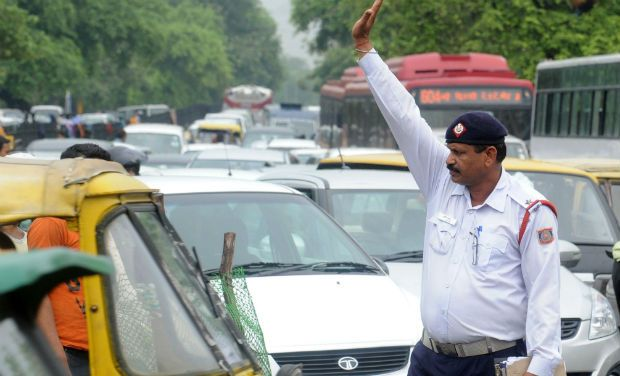 Google Maps to work with Delhi traffic police and monitor traffic situations