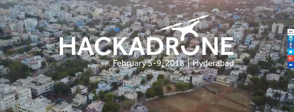 Be a part of India's first UAV hackathon congress