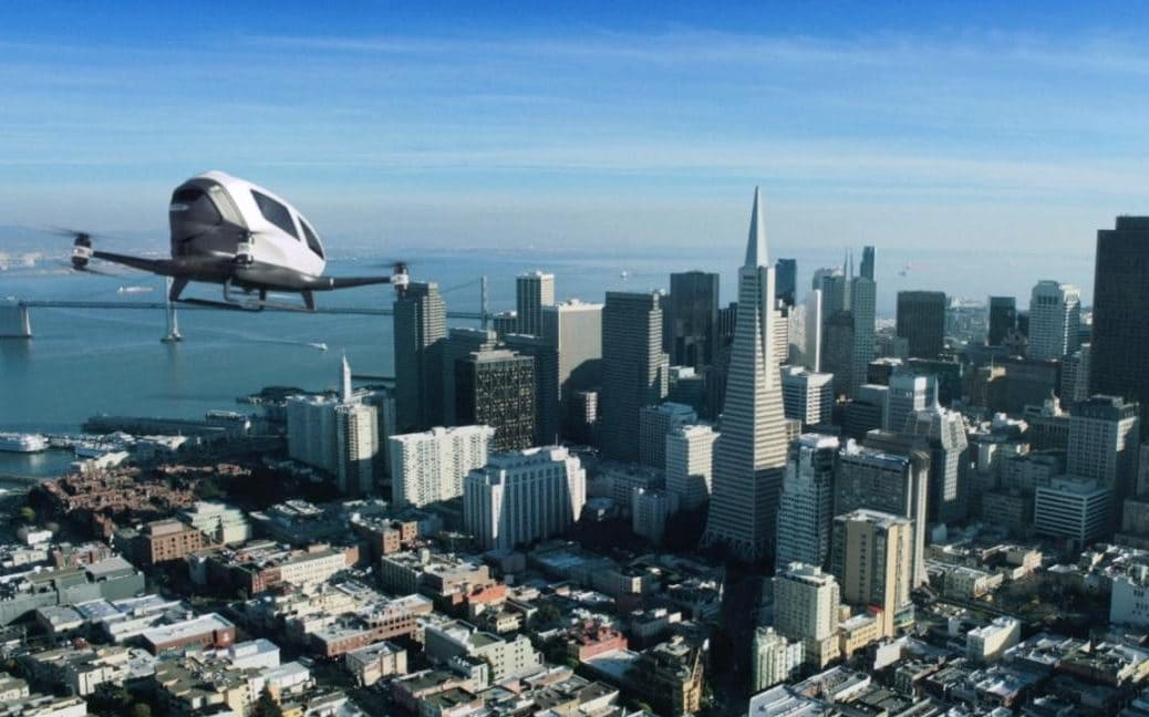 Uber signs deal with NASA to provide the technology to develop the ambitious flying car project a reality by 2020.