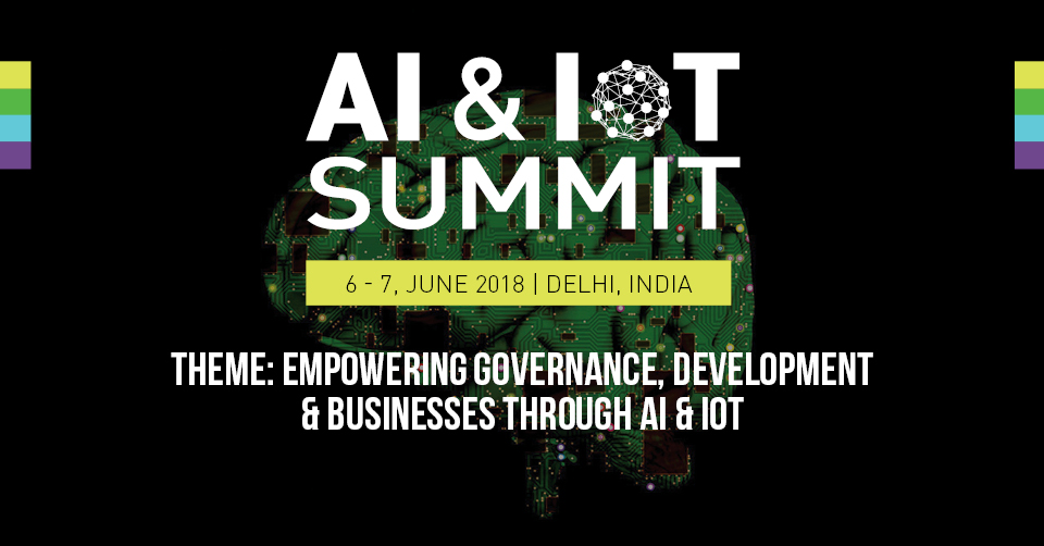 AI & IOT Summit 2018