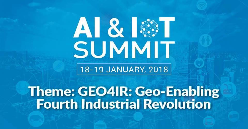 AI & IOT Summit 2018