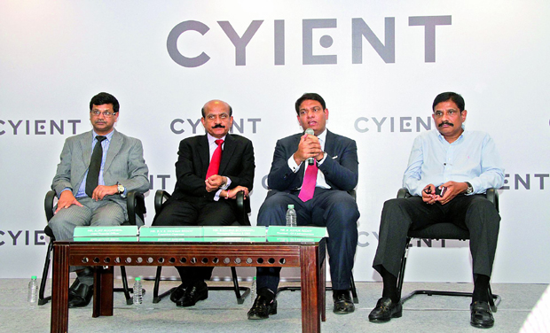Cyient announces an 11.9% increase in its Q3 results