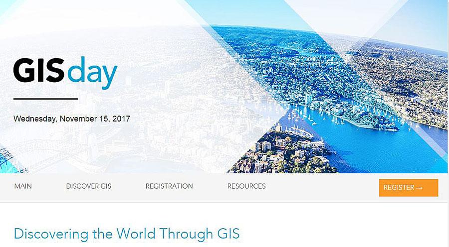 GIS Day 2017