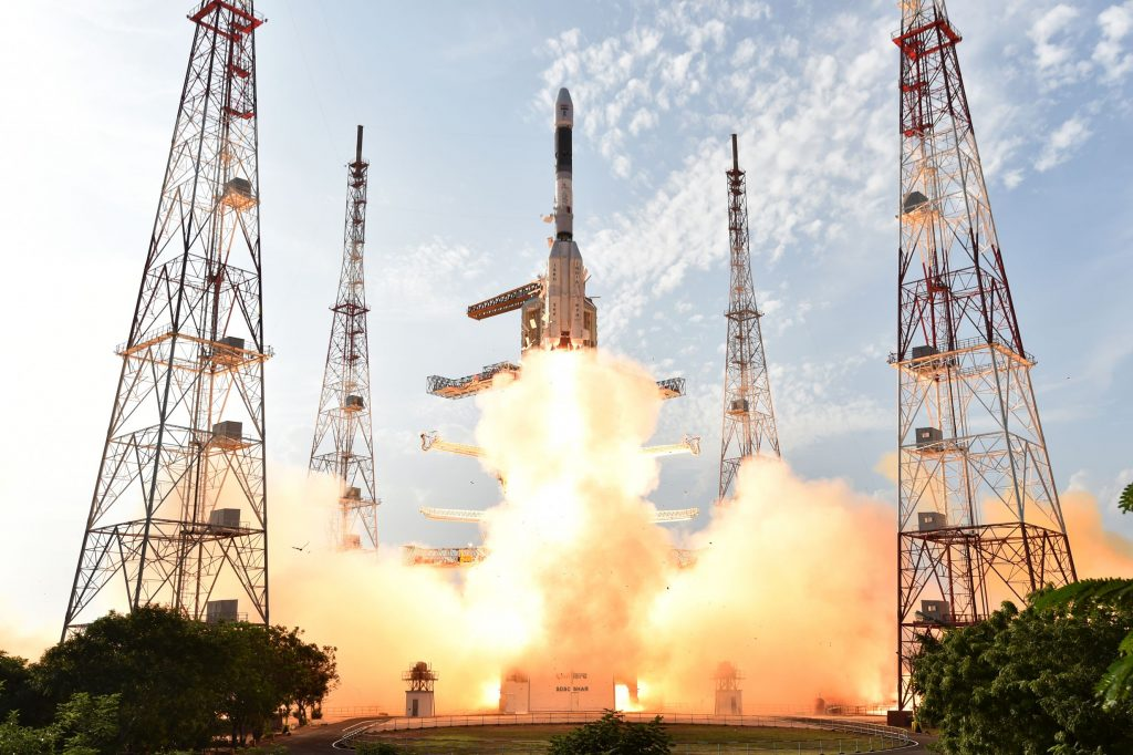 ISRO's satellite launches in 2017