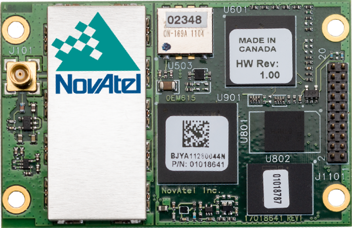 Esterline CMC Electronics and NovAtel announce a new strategic partnership