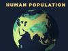 Human Population Map