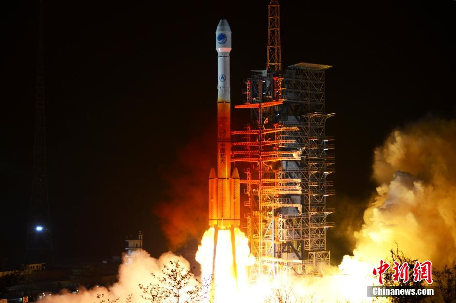China adds two more satellites to its Beidou navigation fleet