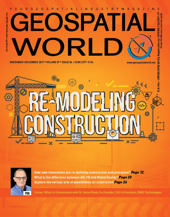 geospatial in construction
